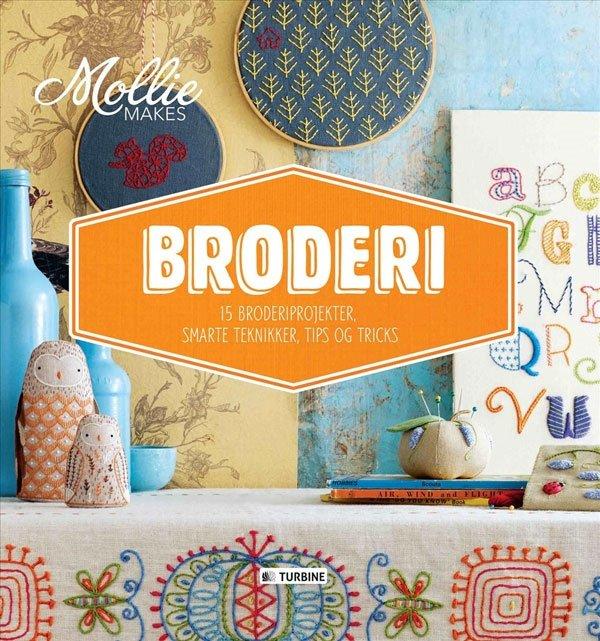 Broderi - 15 broderiprojekter